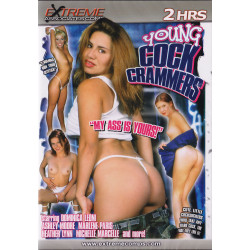 DVD-Young Cock Crammers