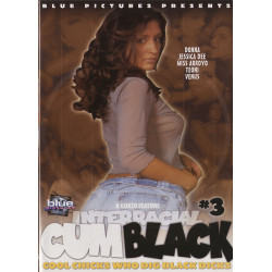 DVD-Interracial Cum Black 3