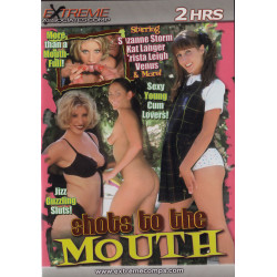 DVD-Shot To The Mouth