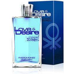 Feromony-Love Desire 50 ml Men