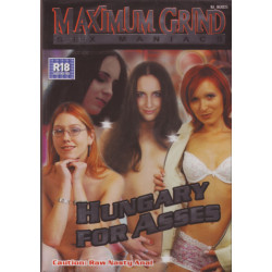DVD-Hungary For Asses