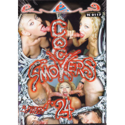 DVD-Cock Smokers 24