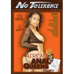 DVD-No Tolerance African...