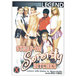 DVD-STRAP-ON SORORITY BITCHES