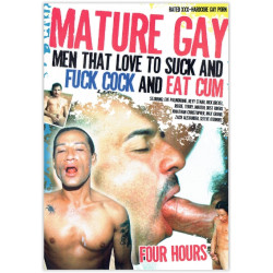 DVD-Mature Gay Men