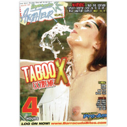 DVD-Taboo X Extreme