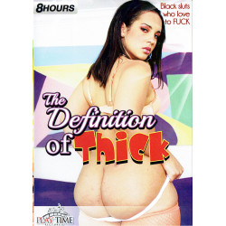 DVD-The Definition Of Thick