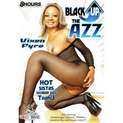 DVD-Black Up The Azz