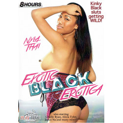 DVD-Exotic Black Erotica