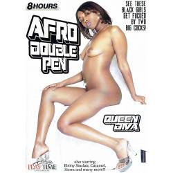 DVD-Afro Double Pen