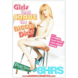 DVD-Girls That Crave the...