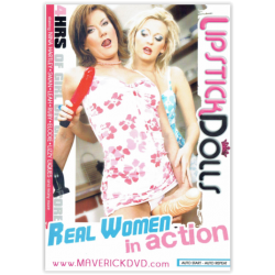 DVD-REAL WOMEN IN ACTION