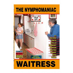 DVD-The nymphomaniac waitress